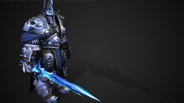 Arthas Dancing Skeletal Animation-11